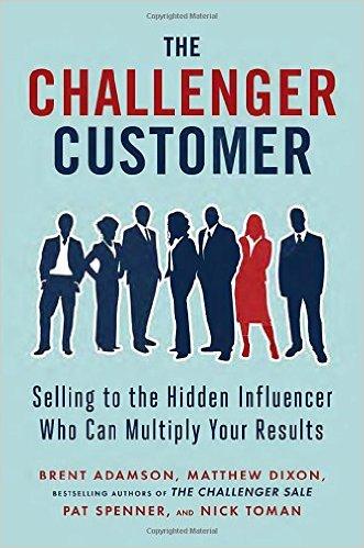 The Challenger Customer – CEB