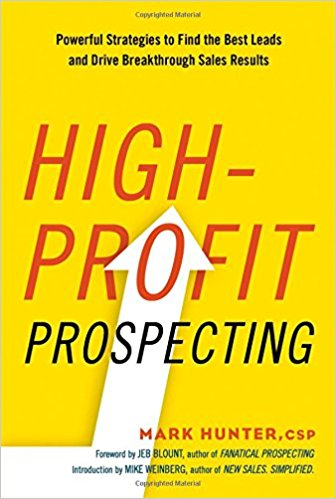 High-Profit Prospecting – Mark Hunter
