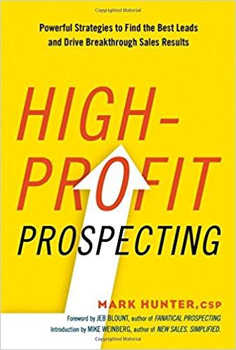 High-Profit Prospecting – Mark Hunter