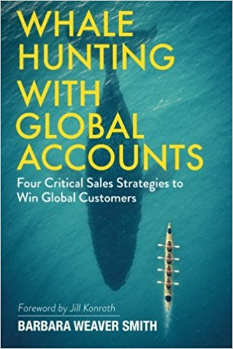 Whale Hunting with Global Accounts — Barbara Weaver Smith