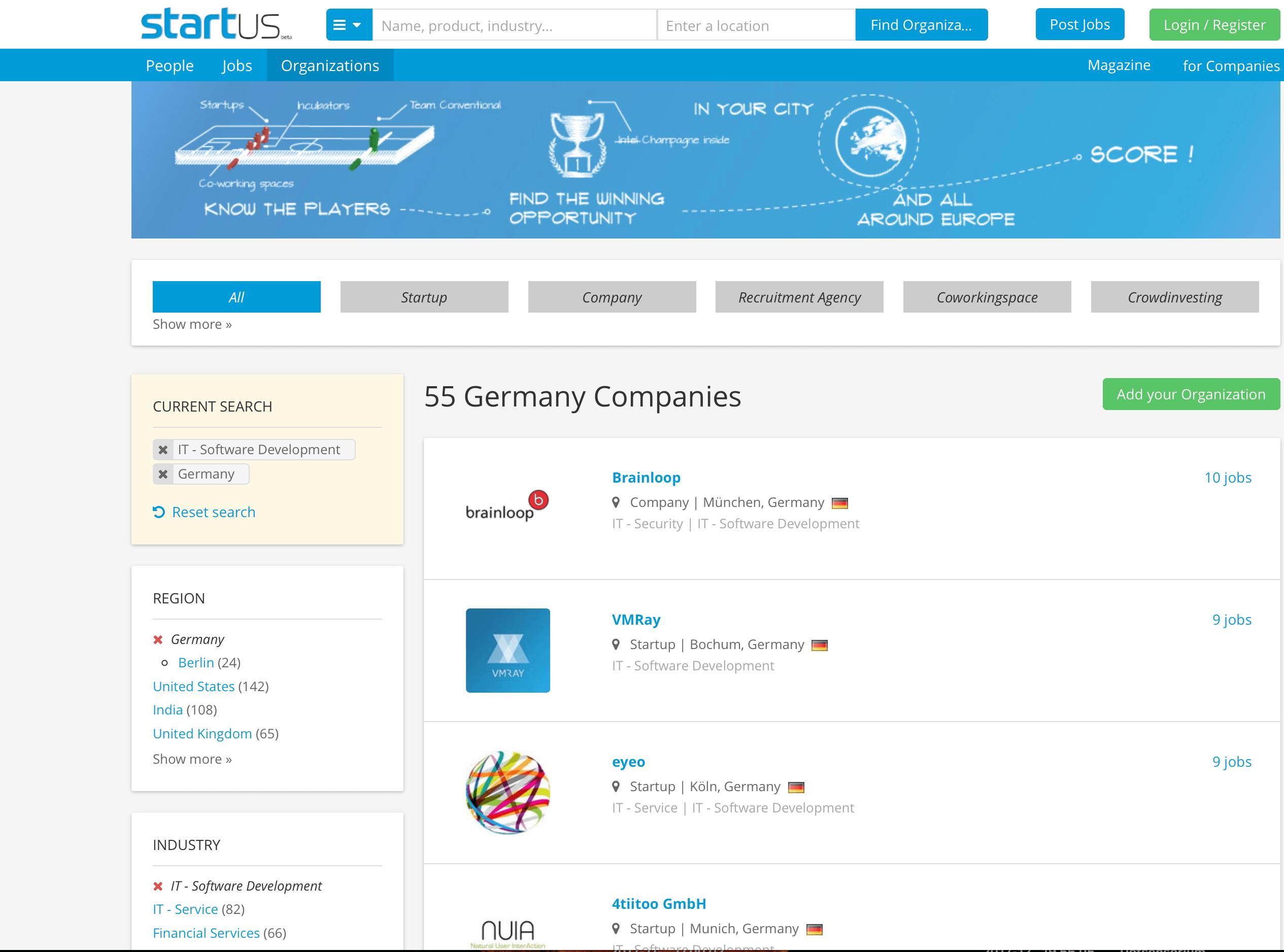 Saleslabel.com_Startus конкуренты по Германии