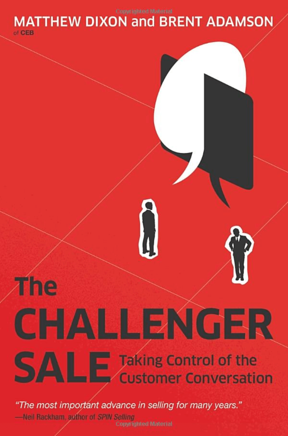 "Saleslabel.com_""The Challenger Sale: Taking Control of the Customer Conversation"" by Matthew Dixon and Brent Adamson"