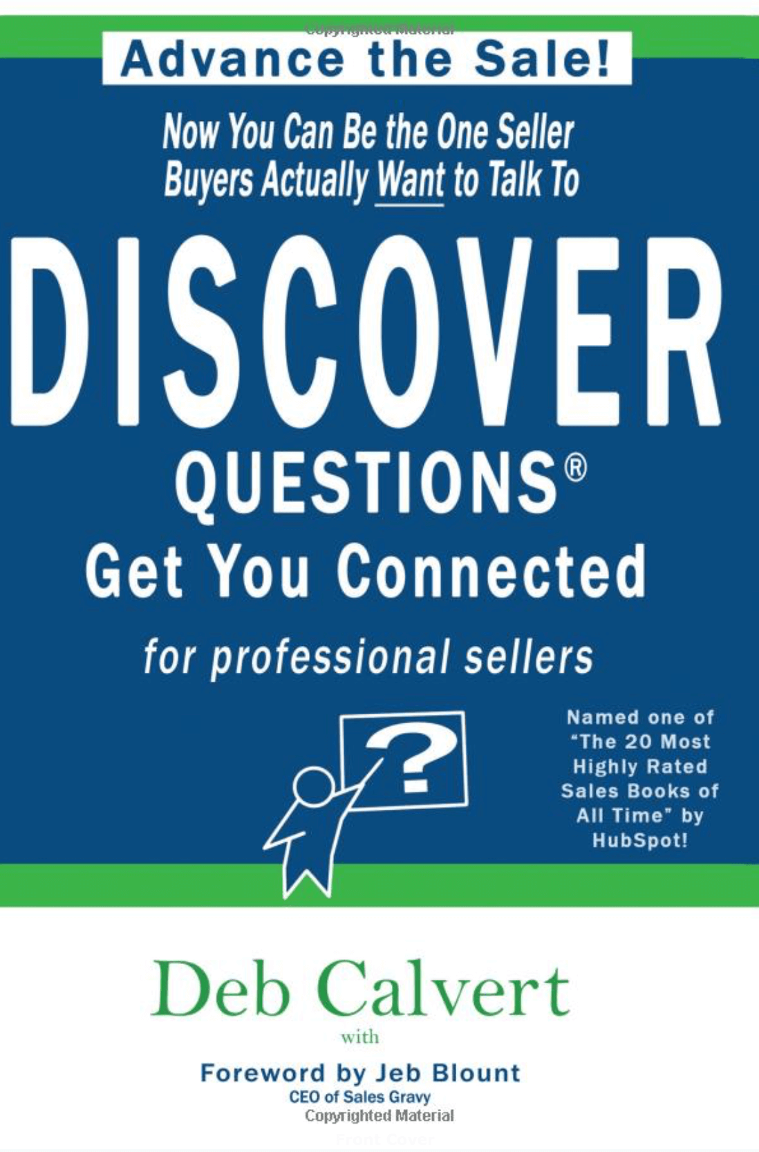 """DISCOVER Questions Get You Connected"" by Deb Calvert and Renee Calvert"