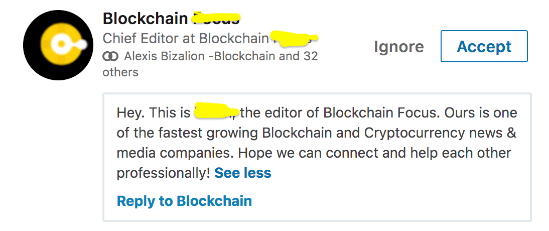 blockchain интервью